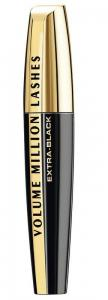 LOREAL Volume Million Lashes Extra - Black Tusz do Rzęs