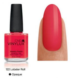VINYLUX 122 Lobster Roll