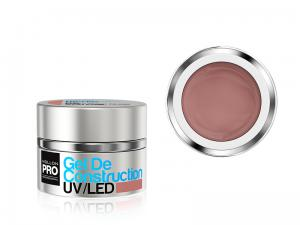 MOLLON PRO Gel De Construction UV/LED 06 CAMUFLAGE NUDE 15 ml