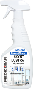 Mediclean MC 220 Preparat do mycia szyb 500 ml