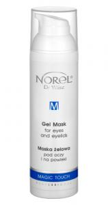 NOREL Magic Touch Maska żelowa pod oczy i na powieki 50 ml