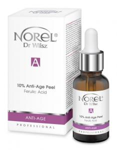 NOREL Anti-Age Peel Kwas Ferulowy 10% 30 ml