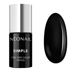 NeoNail 8055 3w1 Lakier Hybrydowy SIMPLE - DARK 7,2 ml