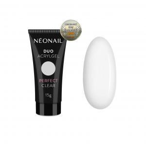 NeoNail Duo Acrylgel Perfect Clear Akrylożel - 15 g