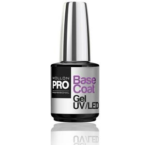MOLLON PRO BASE COAT UV/LED - ŻEL UV/LED PODKŁADOWY 12 ml