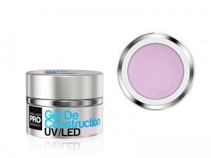 MOLLON PRO Gel De Construction UV/LED 03 CLEAR ROSE 15 ml